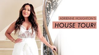 Download Adrienne Houghton's House Tour | All Things Adrienne Video