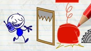 Download Pencilmate Can't Stop CHATTING! Video