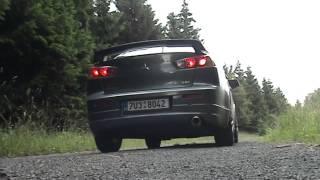 Download ULTER Sport exhaust - Mitsubishi Lancer 1.8 Video