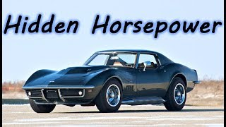 Download True Hp of the 8 most powerful classic era muscle cars Video