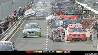 Download Supercars - Pit Incidents Video