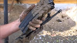 Download Galil, Vz2008 and AR15 Mud Test. Who wins? Video