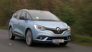 Download 2017 Renault Grand Scenic (UK spec) Video