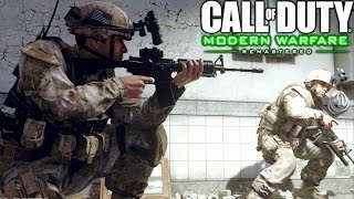 Download Call of Duty 4 Modern Warfare Remastered: Charlie Don't Surf Mission Gameplay Veteran Video