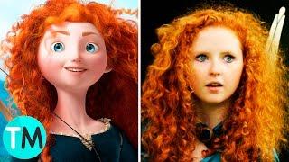 Download 10 Princesas De Disney Reales Video