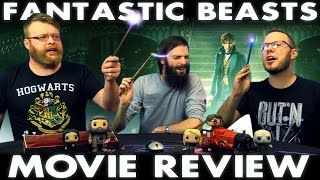 Download Fantastic Beasts and Where to Find Them MOVIE REVIEW!! (SPOILERS) Video