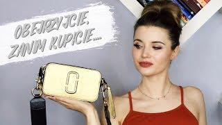 Download NAJGORSZA TOREBKA JAKĄ MIAŁAM? | Marc Jacobs Snapshot Camera Bag Video