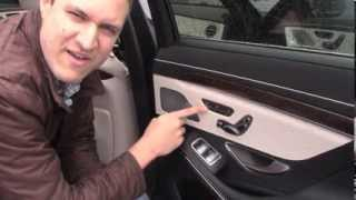 Download 2014 Mercedes S-Class: Cool Features Video