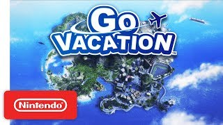 Download Go Vacation Announcement Trailer - Nintendo Switch Video