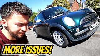 Download Mini Cooper Already Has Issues! Video