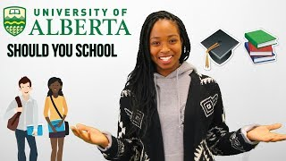 Download Should You School: University of Alberta (Undergraduate and Masters) Video