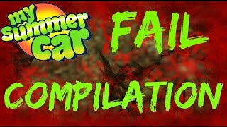 Download MY SUMMER CAR - FAIL COMPILATION Video