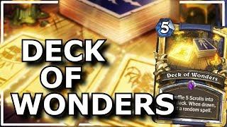 Download Hearthstone - Best of Deck of Wonders Video