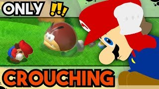 Download Is it Possible to Beat Super Mario 3D World while Permanently Crouching? Video
