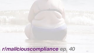 Download r/maliciouscompliance | CURING OBESITY ONE CHEESE FRY AT A TIME | RXMemes Video