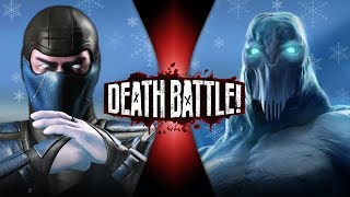 Download Sub-Zero VS Glacius (Mortal Kombat VS Killer Instinct) | DEATH BATTLE! Video