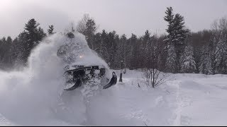 Download Yamaha VK540 tearing up the powder! PowerModz! Video