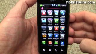 Download LG Optimus 2X dual-core Android smartphone - part 1 of 2 Video