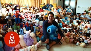 Download Chen Zhitong Won 15,000 Stuffed Animals From Claw Machines Last Year Video