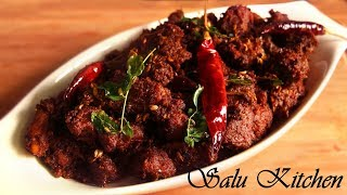 Download How to make Pothu Irachi/Beef Varattiyathu Video
