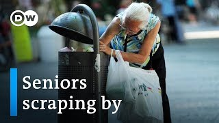 Download Germany's poor pensioners | DW Documentary Video
