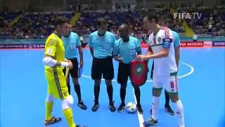 Download Match 36: Spain v Morocco - FIFA Futsal World Cup 2016 Video