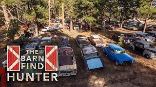 Download 700 Cars hidden on a Ranch in Colorado | Barn Find Hunter - Ep. 8 Video