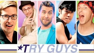 Download The Try Guys 90s Boyband Music Video Challenge Video