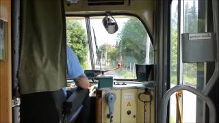Download Linie 5 Andritz-Robert-Stolz-Gasse Frontmitfahrt Reihe 260 (Straßenbahn Graz) Video
