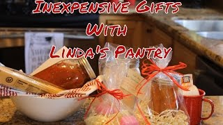 Download ~Inexpensive Christmas Gift Ideas With Linda's Pantry~ Video