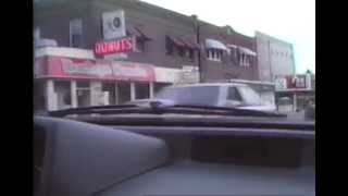 Download Columbus OH (1988) From OSU Campus to Schiller Park travelling South on High Street (Version 2) Video