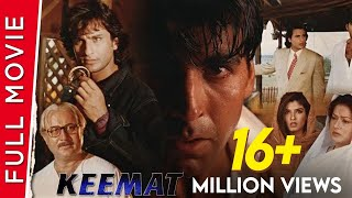 Download Keemat | Full Hindi Movie | Akshay Kumar, Raveena Tandon, Sonali Bendre | Full HD 1080p Video