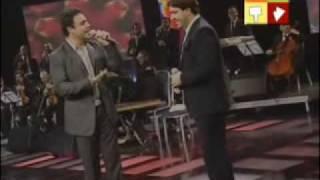 Download عاصي الحلاني ورضا العبد الله - ذكرتك ولسما مغيمة | Assi El Hallani - Zkrtk lsma Mghyma Video