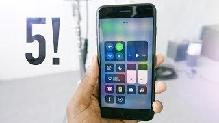Download Top 5 iOS 11 Features! Video