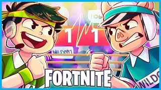Download MOST INTENSE ROCK PAPER SCISSORS Match EVER in Fortnite: Battle Royale! (Fortnite Funny Moments) Video