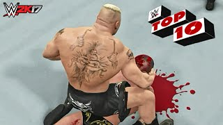 Download WWE 2K17 - Top 10 PPV Moments | Best Of #2 Video