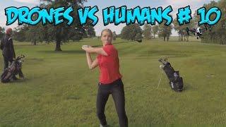 Download Top 5 Drones vs Humans # 10 Video