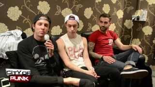 Download The Word Alive interview w/ City Of Punk Video