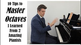 Download 10 Tips to MASTER Octaves! NEW Tips and Strategies - Josh Wright Piano TV Video