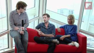 Download Angela Watercutter chats with Luke Treadaway & Ruta Gedmintas Video