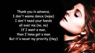 Download No - Meghan Trainor - Lyrics Video