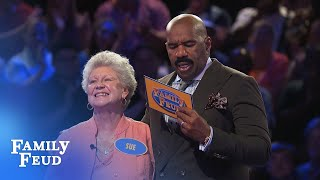 Download Sue and Cody plan on making Fast Money! | Family Feud Video