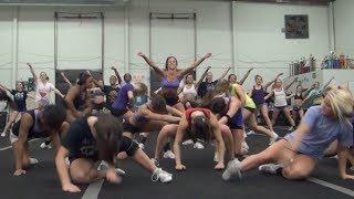Download Cheer Extreme Sr Elite Majors Practice 2014 THE DANCE Part 2 of 2 Video