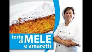 Download torta di mele e amaretti - La Cucina della Laura Video