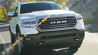 Download 2019 Ram Laramie Longhorn Review Luxury Benchmark Upscale Pickup Trucks Ram 2019 Video