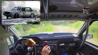 Download Insane Onboard Volvo 940 Rally Car (Full Attack Top Speed) HD Video