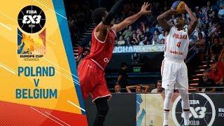 Download Poland v Belgium - Full Game - FIBA 3x3 Europe Cup 2018 Video
