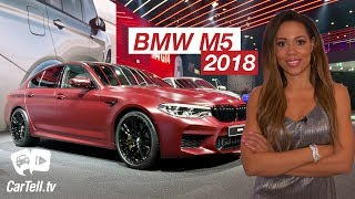 Download 2018 BMW M5 | Will it upset BMW purists? | CarTell.tv Video