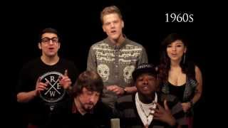 Download Evolution of Music - Pentatonix Video