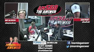 Download Chicago's Morning Answer - Scott Adams - August 21, 2017 Video